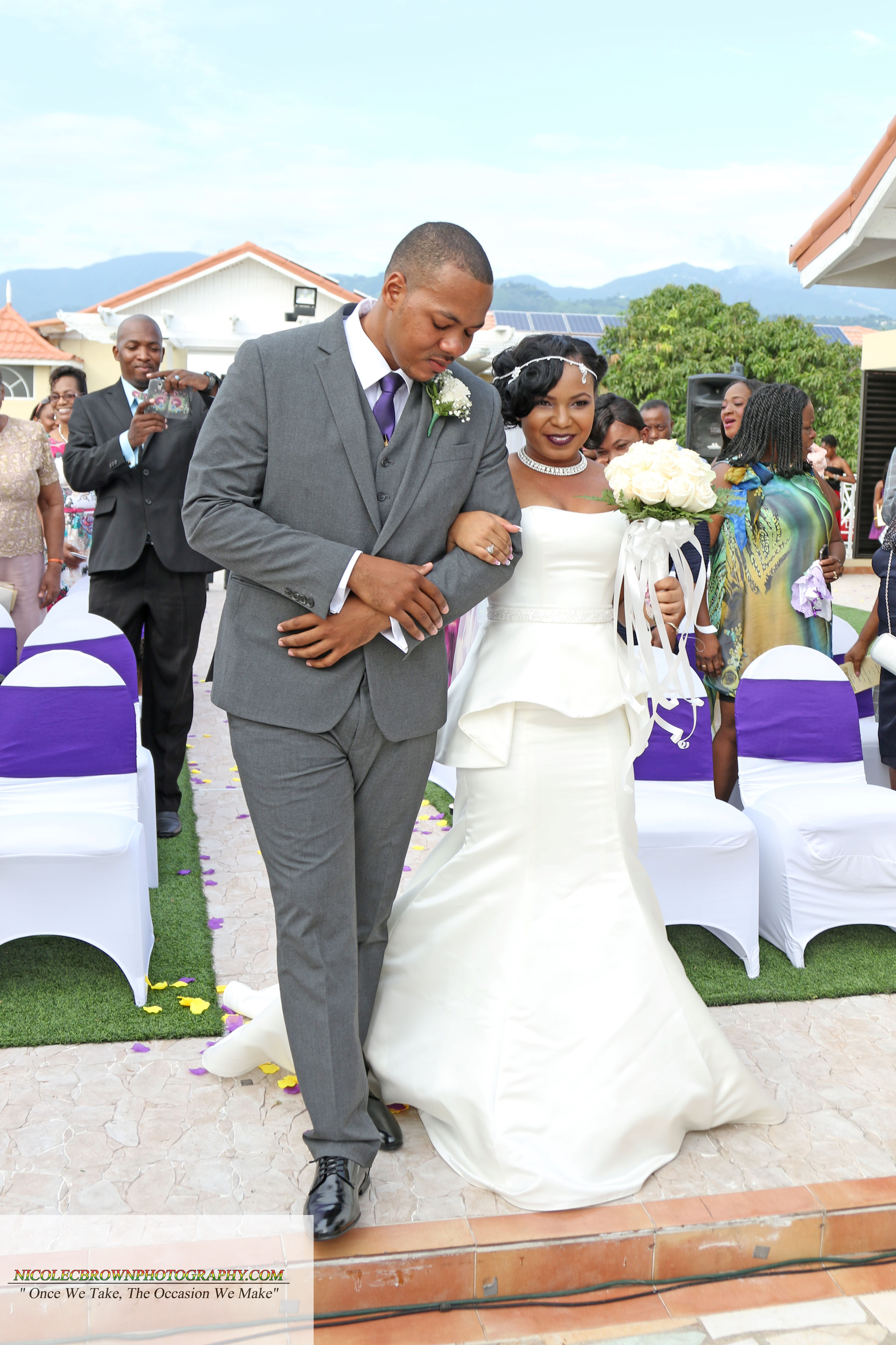 Eden Gardens Married Tiffany Hugh